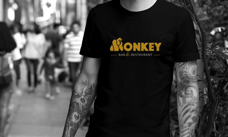 T-Shirt Bar Monkey