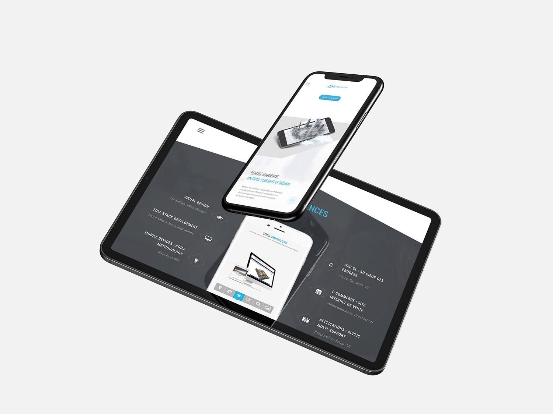 Responsive design Am Interactive