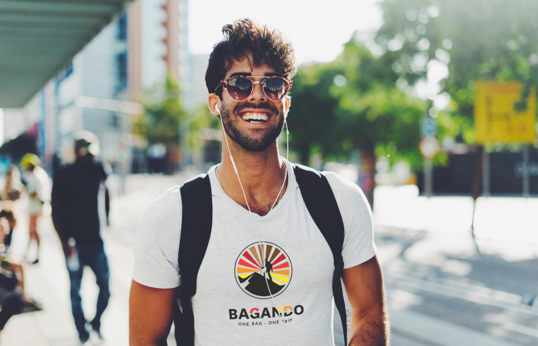 T-Shirt Bagando
