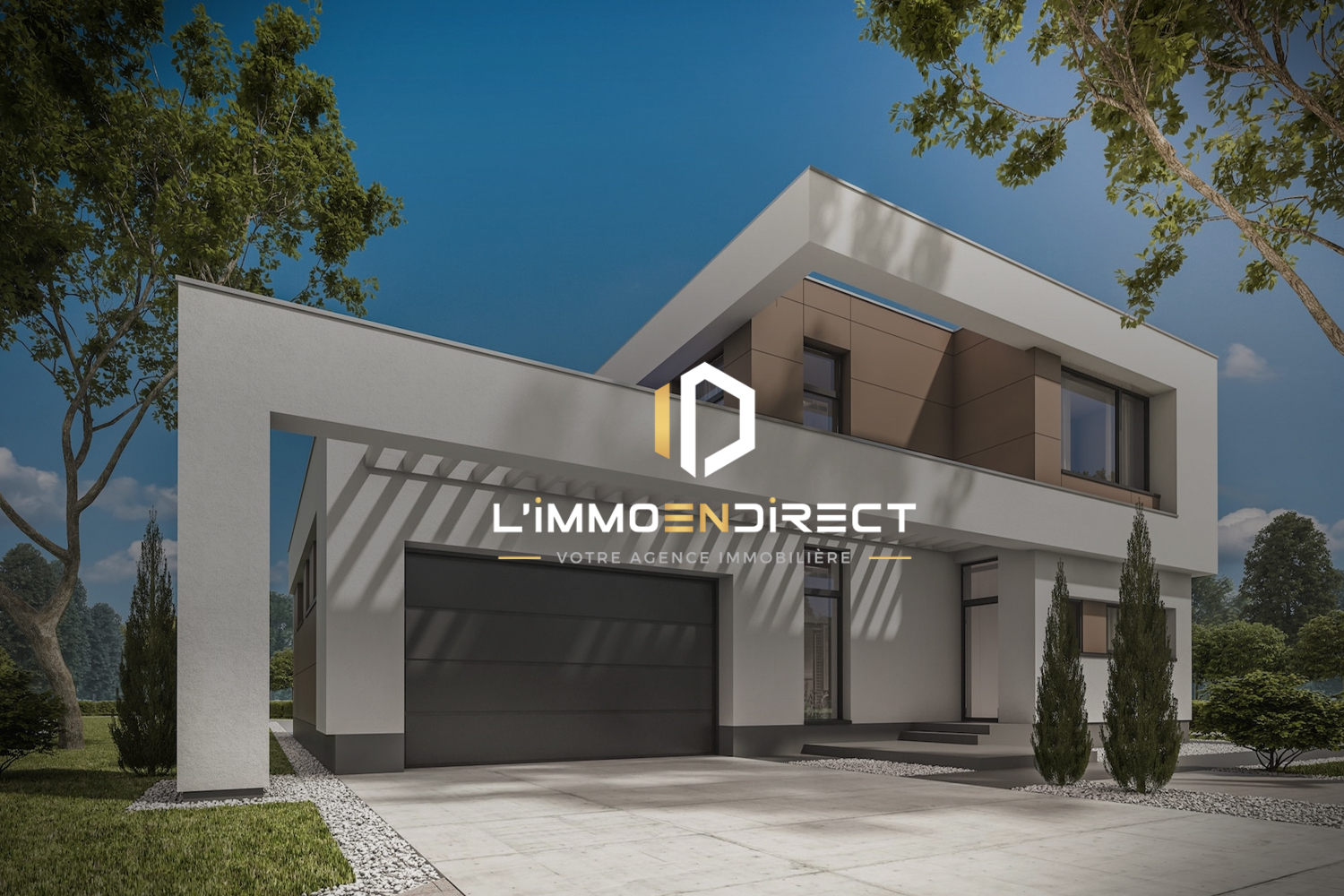 Agence immobiliere l immo en direct
