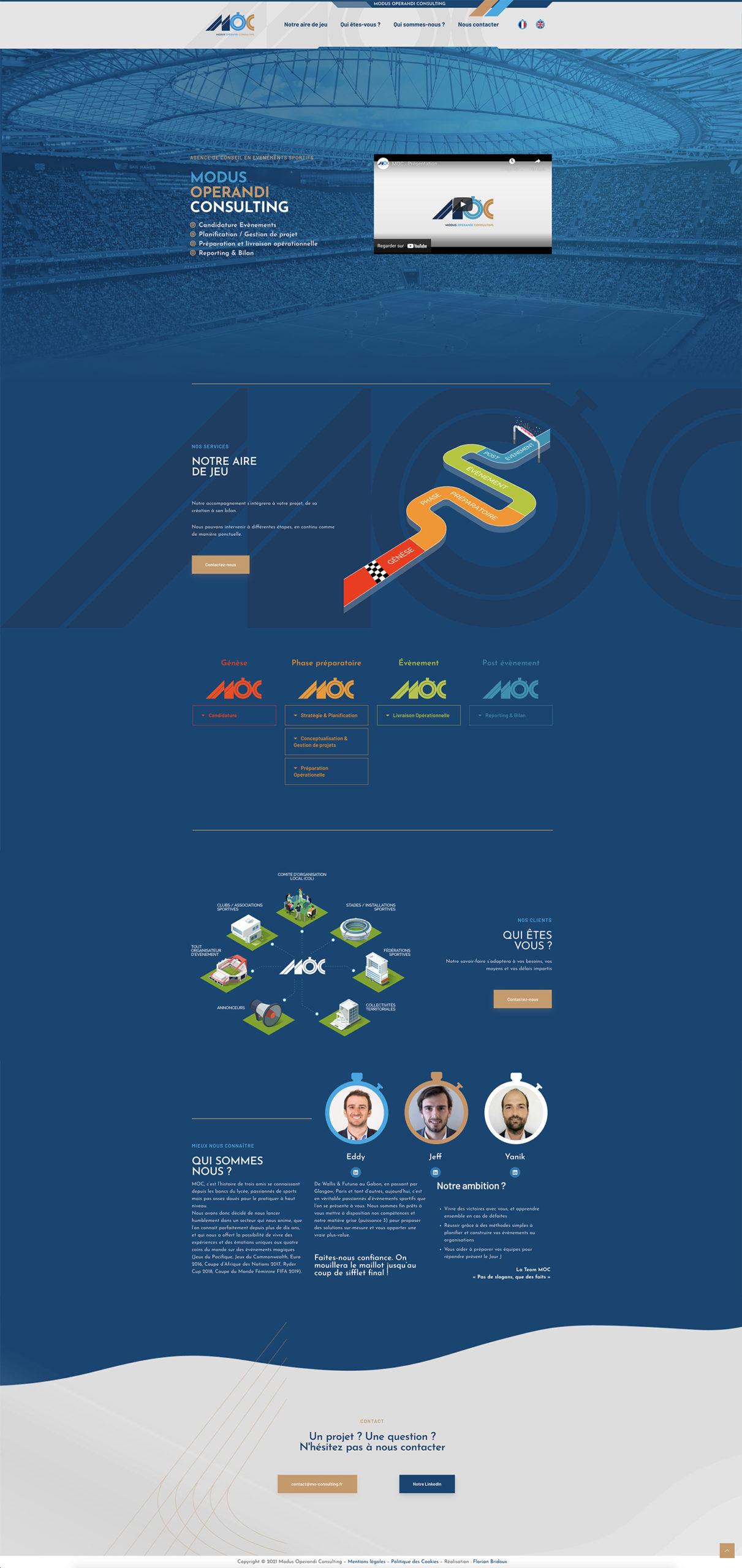 webdesign MOC